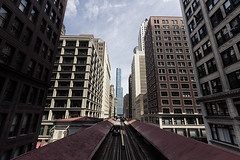 The pulse of America (tomms) Tags: urban usa chicago skyline subway downtown loop metropolis gothem