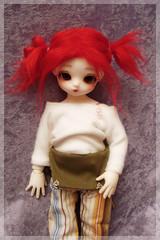 Charlotte (Leeke Cutie) FA (Etoilebleue) Tags: doll cutie tiny bjd dollfie limited abjd leeke yosd leekeworld