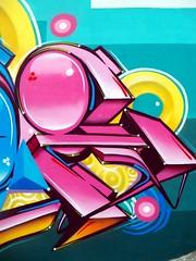 E (COLOR IMPOSIBLE CREW) Tags: chile west color graffiti valparaiso crew e zade imposible 2011 fros
