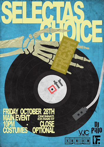 Selectas Choice (Halloween) 10.28.11