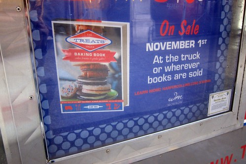 Treats Truck Book