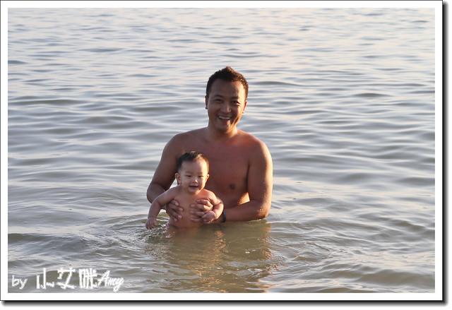 20111020墾丁小灣戲水IMG_5409
