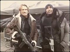 111025 - 預定2012/9/14全球首映的3D立體電影《惡靈古堡 5:審判日》公開「里昂+路瑟」拍攝短片!
