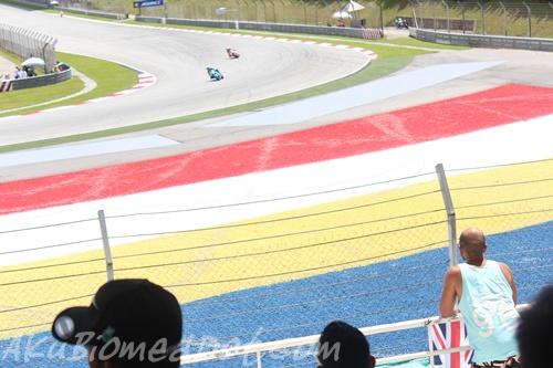 Peminat MotoGP dari Australia