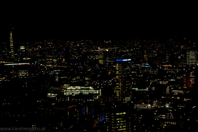 Up the BT Tower