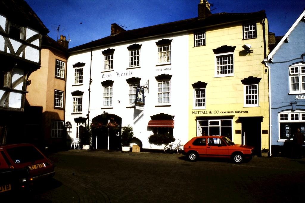 The Lamb Inn, Axbridge