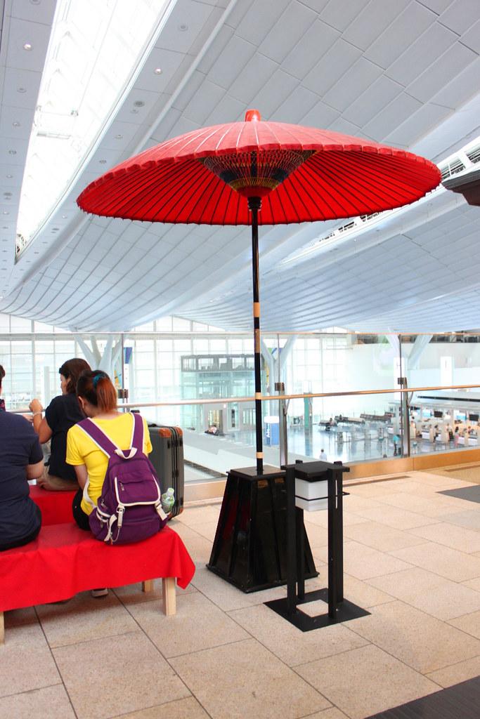 Haneda Airport New international terminal guide  (8)