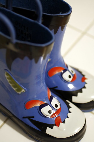 [299/365] Monster Boots by goaliej54