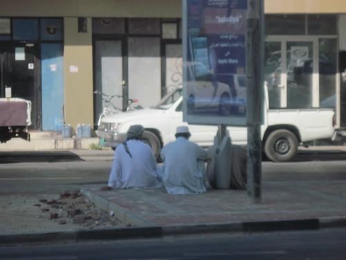 Doha Street Life