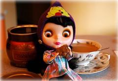 303/365: Sunday morning: coffee & cookies