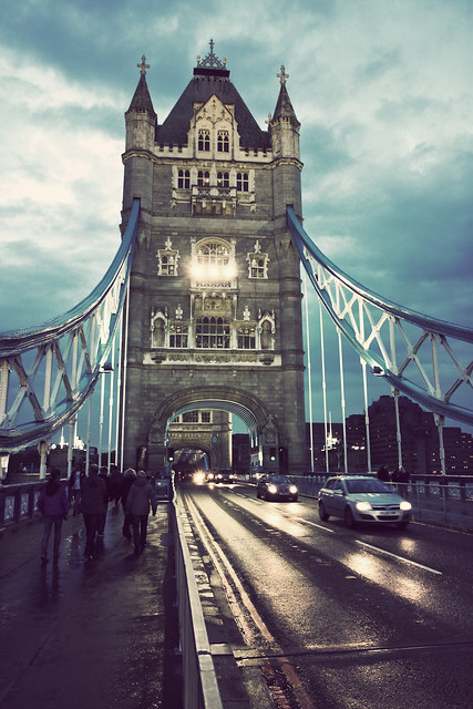 Lond Tower Bridge