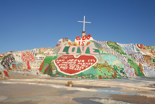 Day 1 - Salvation Mountain