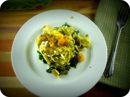 spinach lasanga 3