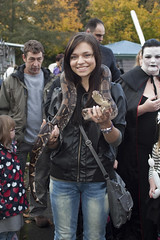 _MG_0705 (Eclectic.Clicks) Tags: whitefield goblinqueen animatronicdragon halloweenfestival2011