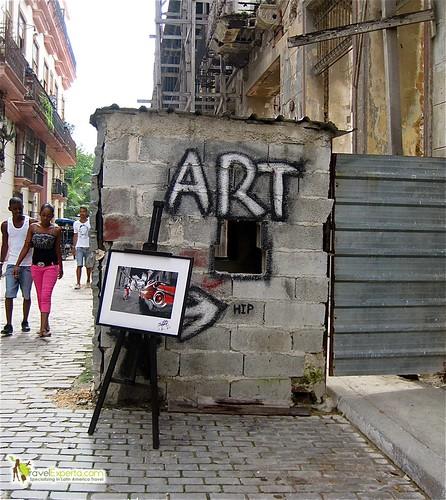 Art Gallery Havana Vieja - Cuba