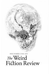 Weird Fiction Review 2 cover