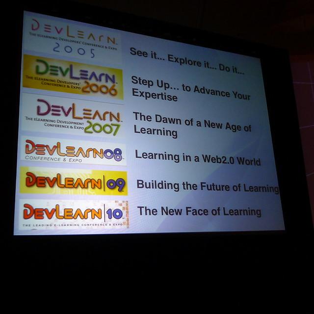 DevLearn 2011