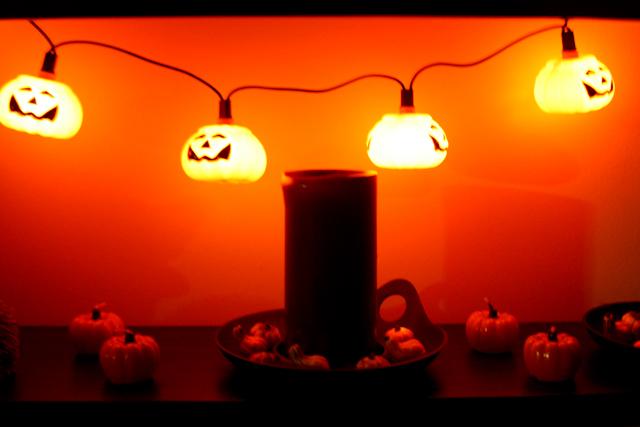 halloween :: decoração