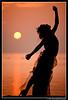 Silhouette (Ilko Allexandroff / イルコ・光の魔術師) Tags: light sunset portrait people woman sun white black sexy slr art beach girl beautiful japan umbrella canon dark asian photography interesting women natural bokeh good feminine awesome flash explore more most portraiture mostinteresting ambient 5d format canon5d dslr 夕暮れ softbox tomomi 関西 人 ポートレート ビーチ 写真 awajishima ilko asianbeauty サンセット セクシー 淡路島 chinen キャノン strobist 関西学院 80x60 関西学院大学 beautyshoots 1xcom allexandroff イルコ