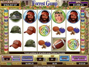 Forrest Gump slot game online review