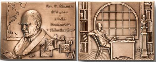 ANS Newman Medal