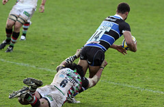 IMG_5324 (andys1616) Tags: november bath rugby somerset aviva premiership rec quins harlequins rugbyunion 2011