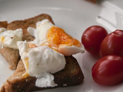 Röstsai ja muna