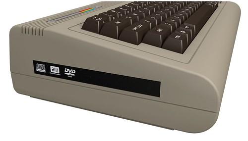"Az ""új"" Commodore 64 #3"