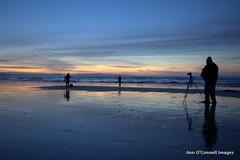 IMG_1275 Doughmore (sandylodge50 L.I.P.F ( Ann )) Tags: sunset beach three photo shoot waves photographers doonbeg doughmore