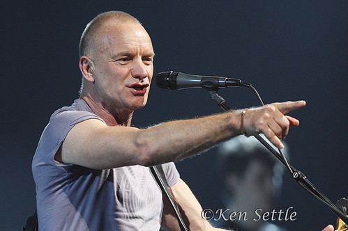 Sting - 11-06-11 - Fox Theatre, Detroit, MI