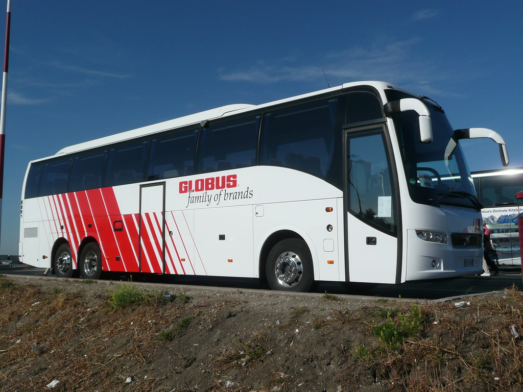 Globus Bus Tours Ireland