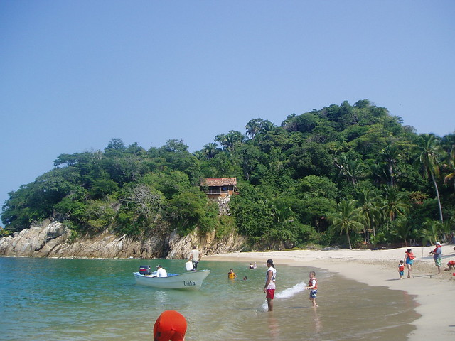 Private Beach - hut