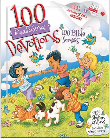 100 devotions 100 bible songs