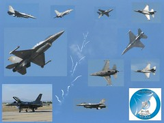 HAF - F-16 Block 52+ Demo Team Zeus (stefg74) Tags: demo team f16 zeus haf