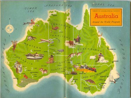 Австралия, экспорт продуктов питания