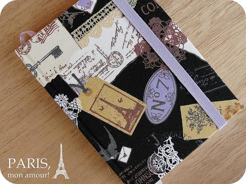 Agenda 2012 - Paris, mon amour! #7