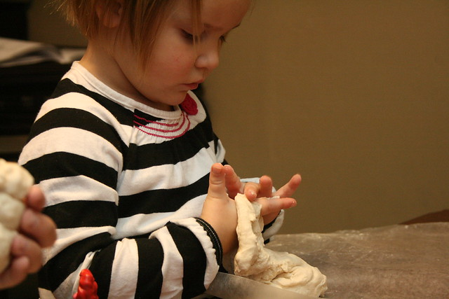 Salt Dough sculptures