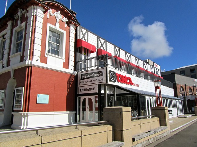 Circa Theater, Wellington, New Zealand