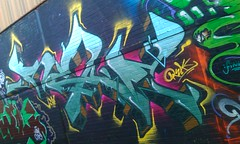 CARDIFF NO FRILLS JAM (REAF RAW KTF) Tags: world street pink west colour wall wales silver painting poster one quincy sketch europe purple space military south cardiff x lorry crew 94 waterfalls outer graff tes jam burner factor base bollocks weep oath posta llp devas pigtown ironlak