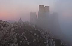 Foggy Day (Alessio Andreani) Tags: landscape campo rocca abruzzo imperatore calascio