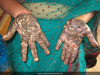 Traditional hands