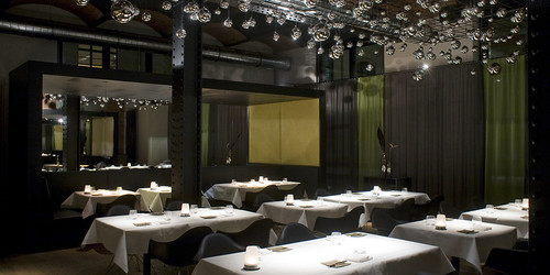 Restaurant reinstoff Berlin Interior