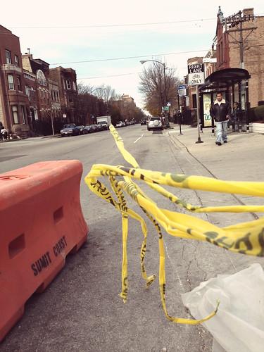 Urban squid attacks chicago: 5