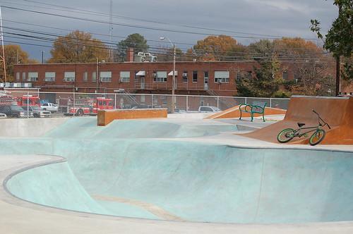 Tobey Park Skate Park, Memphis, Tenn.