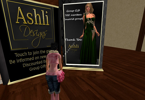 Ashli Designs 700 Members Group Gift by Cherokeeh Asteria