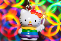 Day 249 of 365 - Year 2 (wisely-chosen) Tags: selfportrait me rainbow hellokitty august fairy cameraraw 2011 365days canonspeedlite430exii tamronaf90mmf28dispam11 adobephotoshopcs5extended