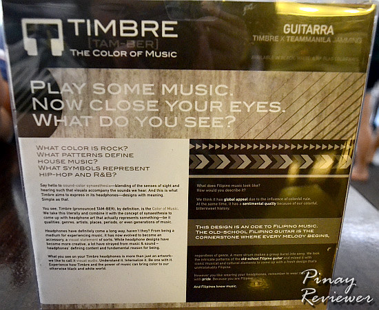A bit of info about the brand Timbre and what they're all about
