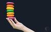 Over the rainbow macarons (Rawan Mohammad ..) Tags: photography nikon photographer photos mohammad rn محمد 2011 rawan افضل نيكون رن روان rnona رنونا المصوره