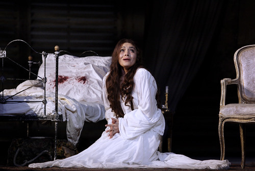 La traviata Musical Highlight: 'Parigi, o cara'