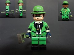 The Riddler (billbobful) Tags: city lego edward batman asylum riddler riddle arkham nigma